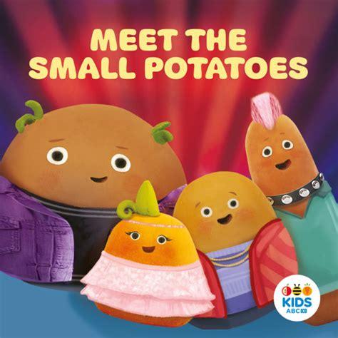tv potato small potatoes meet the small potatoes on itunes