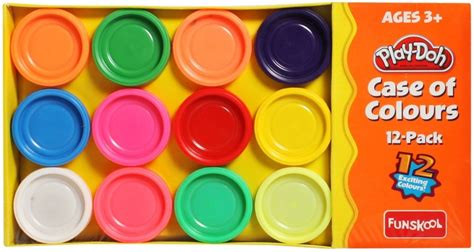 play doh colors funskool play doh of colours play doh of