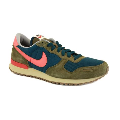 mens retro sneakers nike air vortex vintage 429773 383 mens laced suede mesh