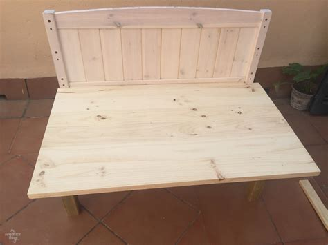 upcycled headboard how to make twin benches from upcycled headboards