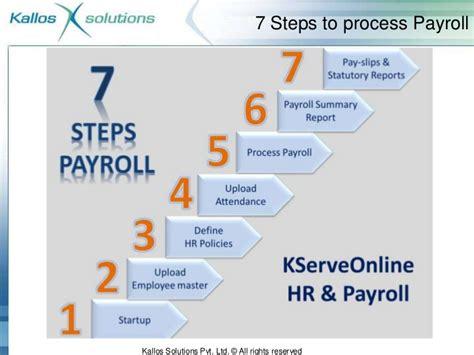 kserve online hr amp payroll 7 steps