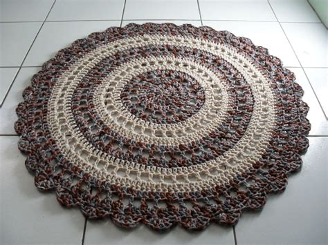 alfombra ganchillo pin de crochet compartido en alfombras pinterest