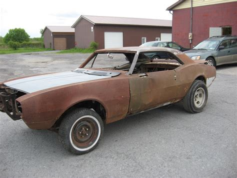 1967 camaro ss project car for sale 1967 chevrolet camaro project for sale