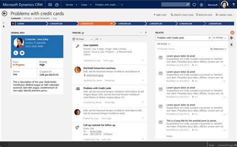 top 3 new features in microsoft dynamics crm 2016 crm