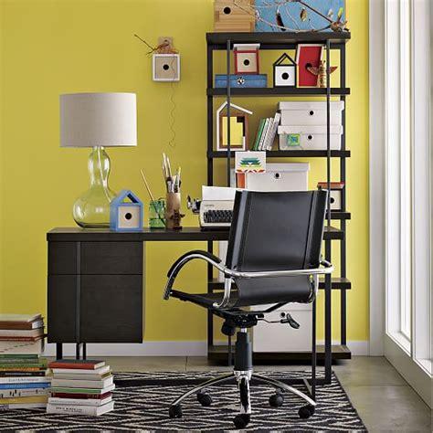 elm flat bar storage desk flat bar bookcase elm