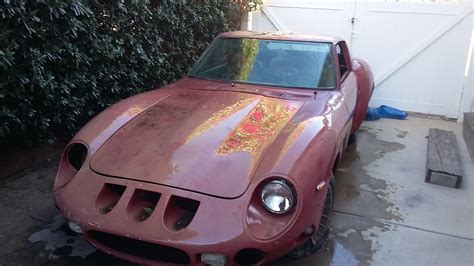 fake ferrari for sale the 1973s 240z datsun to ferrari gto kit for sale