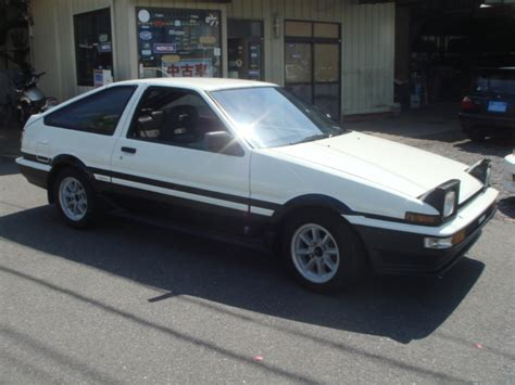 Toyota Ae86 Trueno For Sale 1986year Toyota Sprinter Trueno Gt Apex Koki Ae86