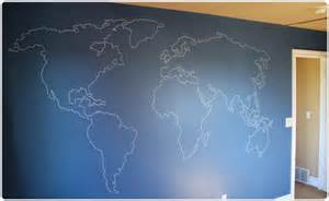 world map wall mural neutral tones world political map mural