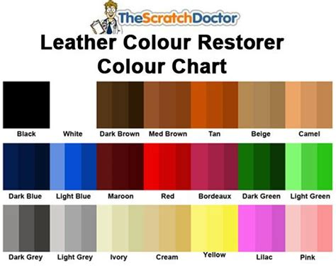 leather color restoration leather dye colour restorer for faded and worn leather