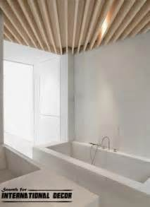 bathroom wood ceiling ideas false ceiling designs for bathroom choice and install