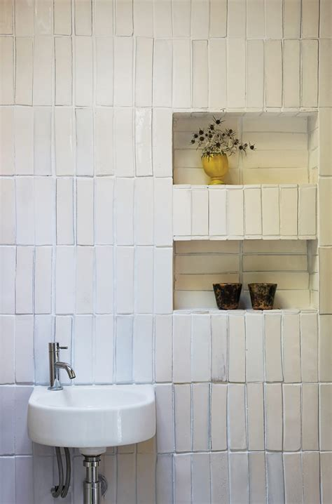 saw 2 bathroom serene calm and in line with our winter mood the all