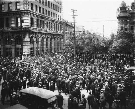 Winnipeg General Strike 1919 Essay by Winnipeg General Strike 1919 A Photo On Flickriver