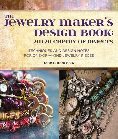 The Jewelry Makers Design Book An Alchemy Of Objects   187 book review the jewelry maker s design book