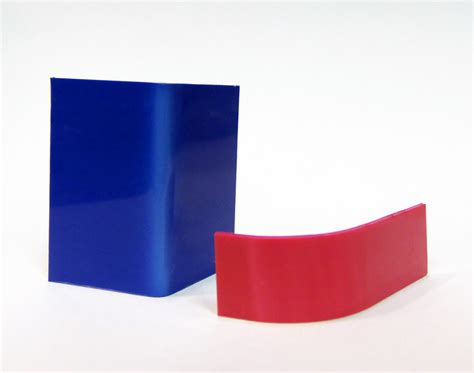 Blue Colored Plastic Sheet For Customizing Colored Plastic Sheets