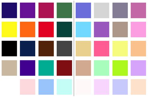 think color a colour analysis what do you think fabrickated