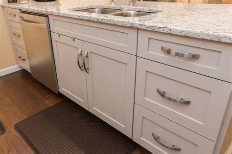 shaker style kitchen island white shaker style kitchen cabinets with shiplap style