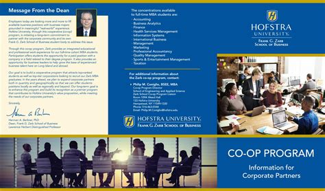 Https Issuu Utahmba Docs Time Mba Brochure 2 E 17034525 30450876 by Co Op Program Information For Corporate Partners By