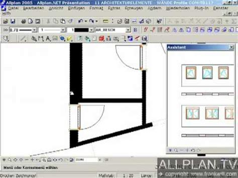 autocad layout fenster zoom allplan tv cad design allplan fenster makros massstab