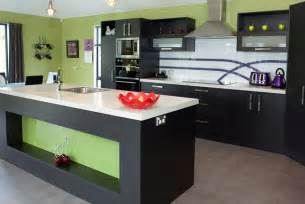 Latest Designs In Kitchens by The Latest In Kitchen Colour Trends The Kitchen Design