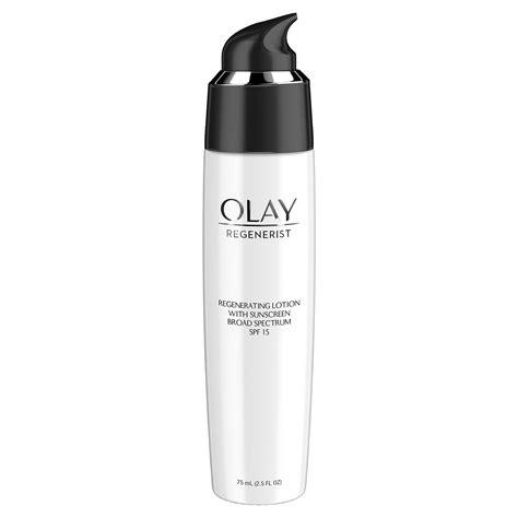 Olay Regenerist Revitalising Uv Lotion 75ml olay smooth finish hair removal duo medium to coarse hair 1 kit