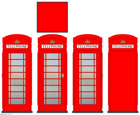 Telephone Box By type k6 telephone box by