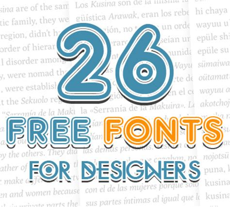 best font design online 55 best free fonts and typefaces for graphic designers