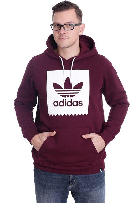 Sweater Hoodies As Roma Maroon adidas blackbird basic maroon white hoodie
