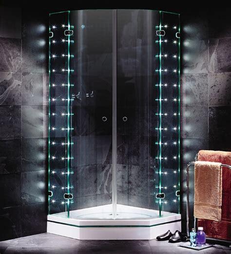 led doccia led per doccia bagno ideare casa