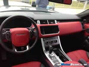 range rover sport drive