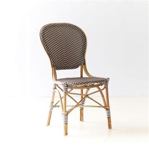 sedie in vimini sedia in vimini con cuscino per caffetterie e birrerie