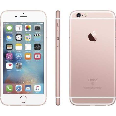 apple iphone 6s 64gb gold at t alternateview12 zoom tech toys apple