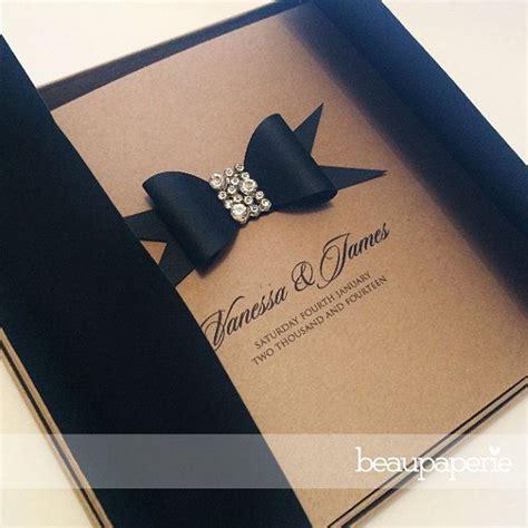 luxury wedding invitation ideas 25 best ideas about handmade wedding invitations on