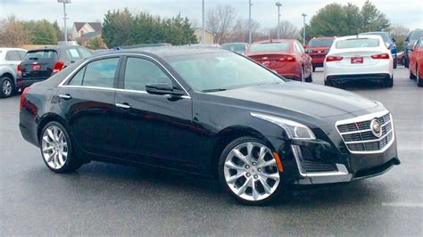 2014 cadillac cts turbo 2014 cadillac cts premium collection awd 2 0l turbo start