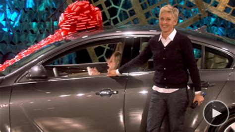 Ellen Degeneres Giveaway Car - ellen degeneres car giveaway 2015 share the knownledge