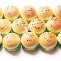squishy medium kacang emoticon medium emoticon hamburger squishy scented 183 uber tiny