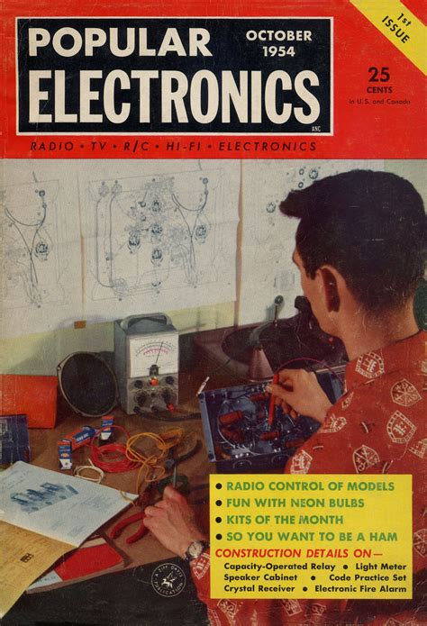 read  entire collection  popular electronics magazine