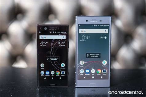 android central sony xperia xz1 and xz1 compact on tiny upgrades android central android forums