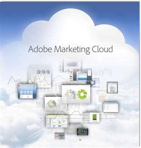 adobe launches marketing cloud news dmxzone