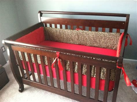 Cheetah Crib Bedding Brand New Crib Bedding Cheetah 165 Baby Crib Sets Pinterest