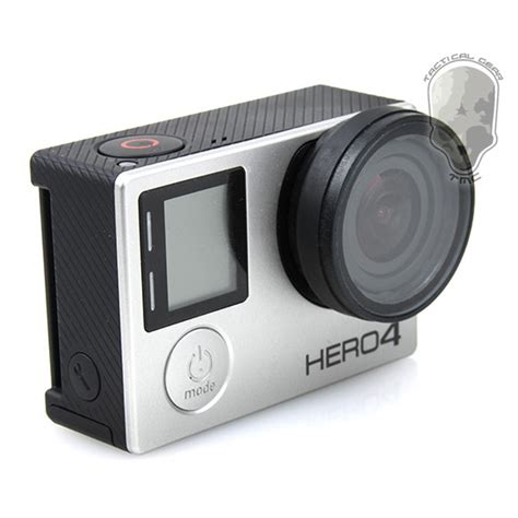 Best Seller Tmc Lens Protection With For Gopro Hr235 Tmc Lens Protection For Gopro Hr253 Black