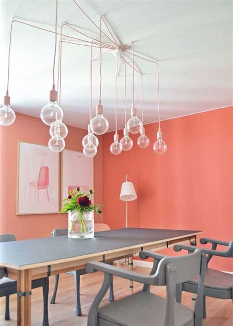 25 amazing orange interior designs les 25 meilleures id 233 es de la cat 233 gorie couleur corail sur