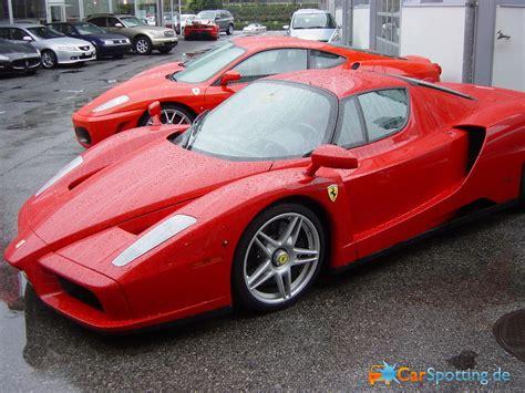Red Ferrari Enzo by Ferrari Enzo Red Gallery Moibibiki 3