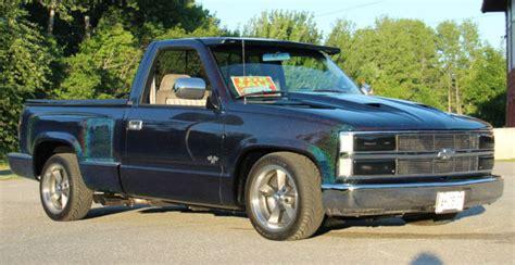 1993 chevrolet truck 1993 chevy silverado 2wd stepside custom show truck for