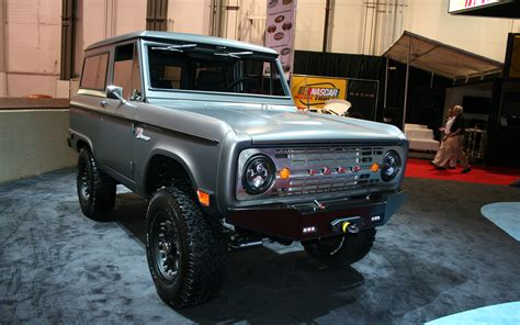icon bronco 2011 sema ford s 8 sweetest sema vehicles