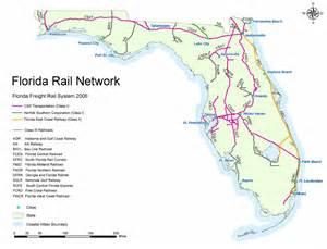 csx florida map facts all aboard florida high speed