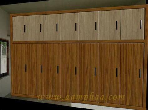 Wardrobe Loft Design by