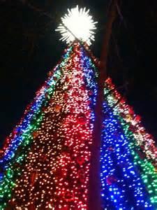 christmas tree at silver dollar city silver dollar city