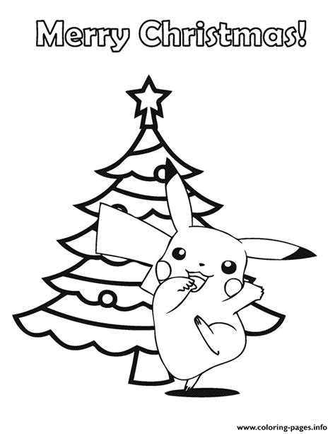 pokemon coloring pages christmas pokemon merry christmas coloring pages printable