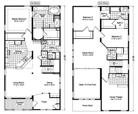 manufactured homes floor plans modular home modular home floor plans nm