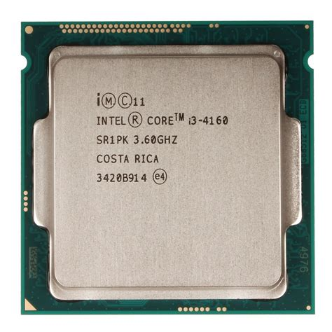 Intel I3 4160 3 6ghz Cache 3mb Box Socket Lga Diskon intel 174 core i3 4160 processor trung t 226 m mua sắm zshop
